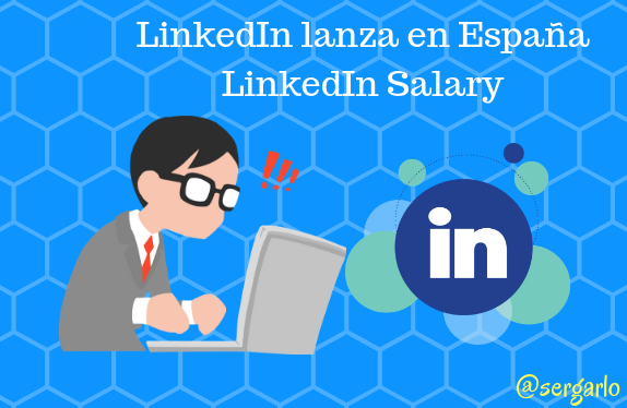 Linkedin, Redes sociales, salary, salario, social media