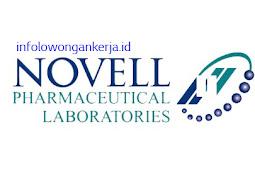 Lowongan Kerja PT Novell Pharmaceutical Laboratories 2021