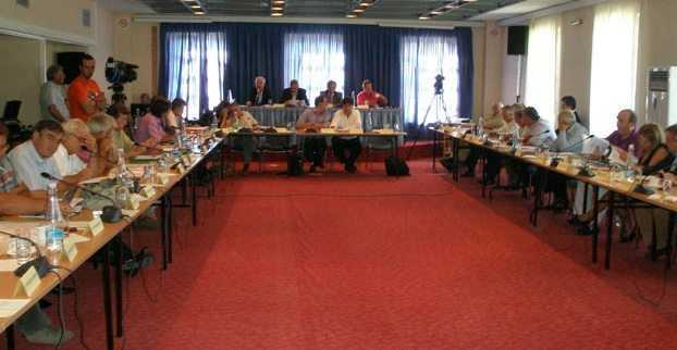Δημοκρατικό ατόπημα του Προέδρου του Περιφερειακού Συμβουλίου Πελοποννήσου