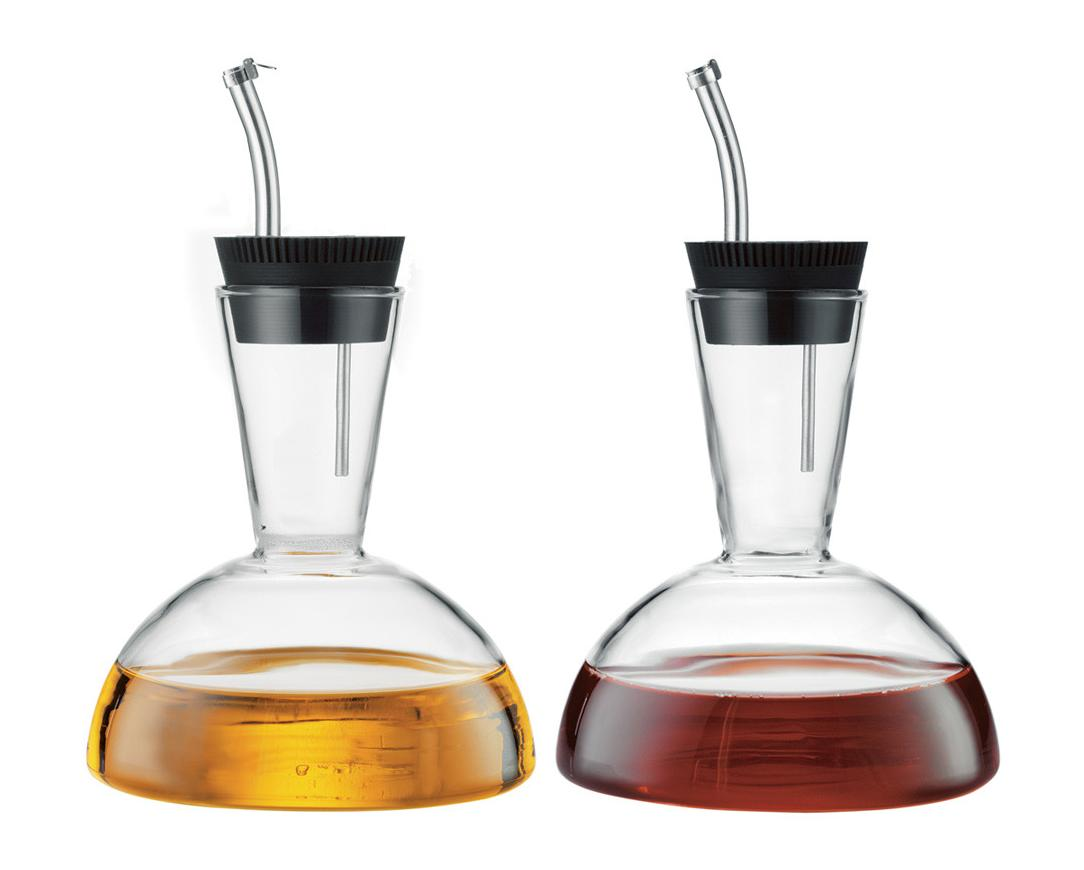 Oil And Vinegar 15 Cool Oil And Vinegar Sets For Your Kitchen Part 2