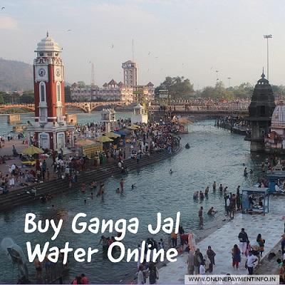 buy ganga jal water online