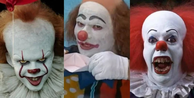 it-pennywise-appearances-forms