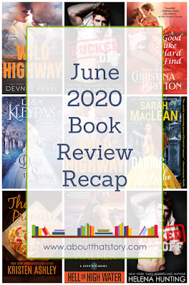 June 2020 Book Review Recap | About That Story
