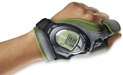 Guante monitor ritmo cardíaco