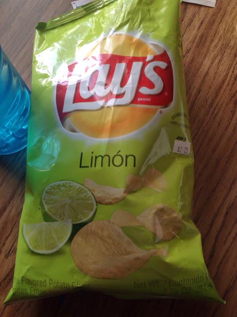lemon crisps