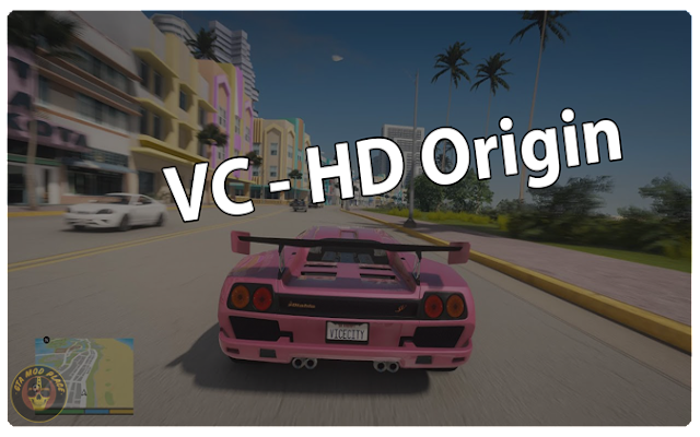 GTA Vice City HD Edition Mod