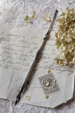 Lettre d'amour - poème d'amour - image d'amour