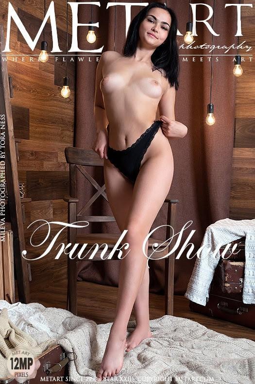 5197519533 [Met-Art] Mileva - Trunk Show