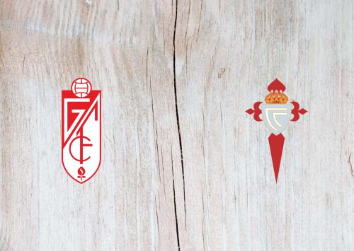 Granada vs Celta Vigo -Highlights 31 January 2021