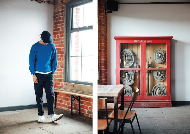 breweries in leeds, men's converse 70s parchment with navy chinos