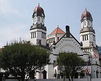 Destinasi Wisata Kota Semarang - Lawang Sewu