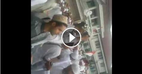 VIDEO: Aksi Ribuan Umat Islam Bela Al Qur'an Di Malang Bikin Merinding