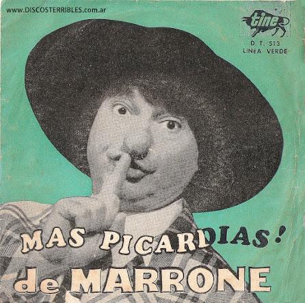 disco Jose Marrone