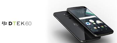 BlackBerry ha vuelto a las andadas y sigue apostando por Android como su sistema operativo para los terminales de nuevo cuño. Con su software de seguridad añadido, el sistema operativo de Google es el encargado de hacer funcionar un cuerpo con especificaciones de gama alta a un precio quizá algo elevado para la época del año en la que nos encontramos. La nueva BlackBerry DTEK60 ya es oficial y llega construida por TCL, la encargada de los dispositivos del fabricante canadiense a partir de ahora, con una apariencia demasiado similar a los Alcatel que también produce. Concretamente, estamos ante una
