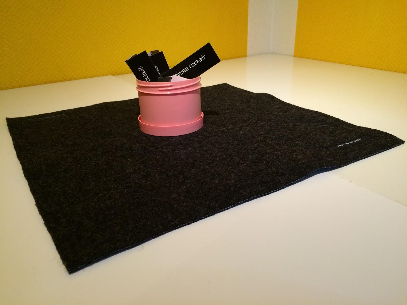 upper palatinate rocks home fashion 2015 untersetzer f r blument pfe. Black Bedroom Furniture Sets. Home Design Ideas