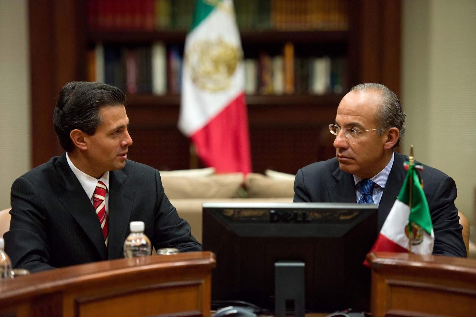 AMLO enfrentara peor escenario en materia de narcotráfico: Calderón y Peña aumentaron el número de carteles en el País.