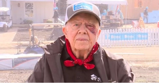 Jimmy Carter to Trump on impeachment: 'My advice is to tell the truth… for a change' (VIDEO)