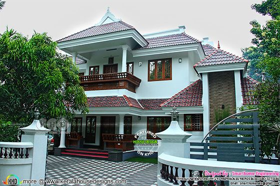 Kerala home finished construction
