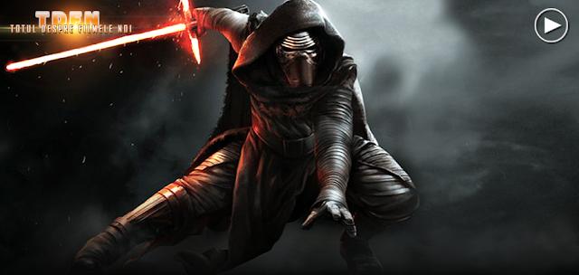 Teaser Trailer Nou Star Wars Episode VII: The Force Awakens - Kylo vs. Finn