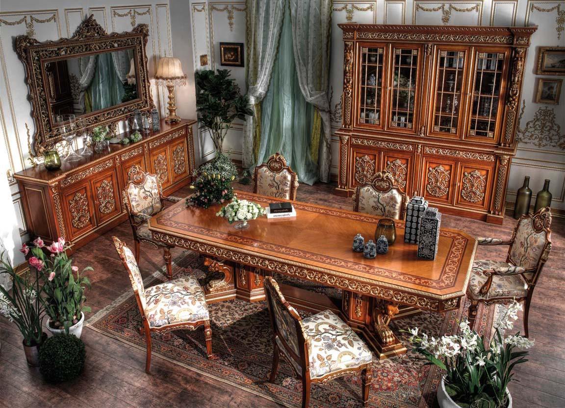 Italian Classic Dining Room