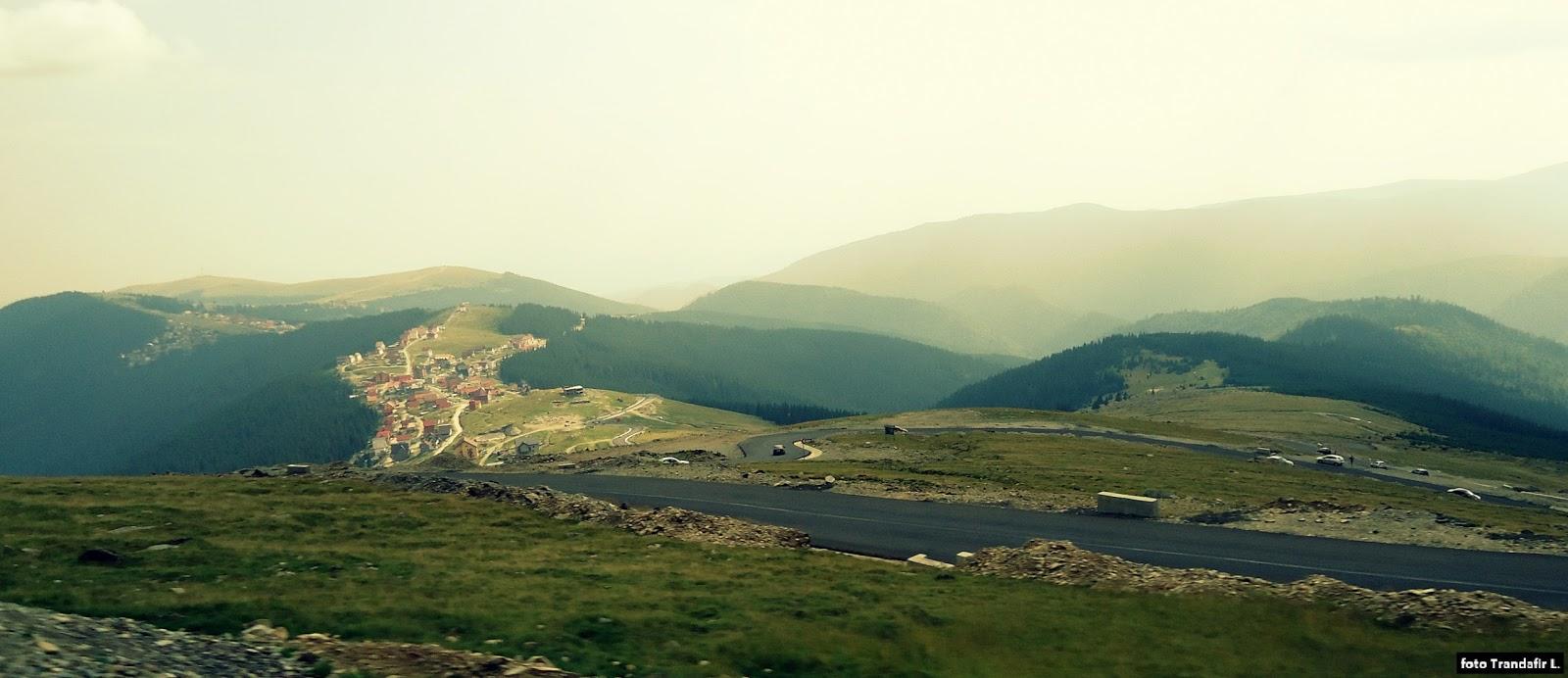 TRANSALPINA - Drumul cel mai inalt din Romania (2145 m)