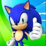 تحميل سونيك داش للموبايل Sonic Dash لعبة الجري