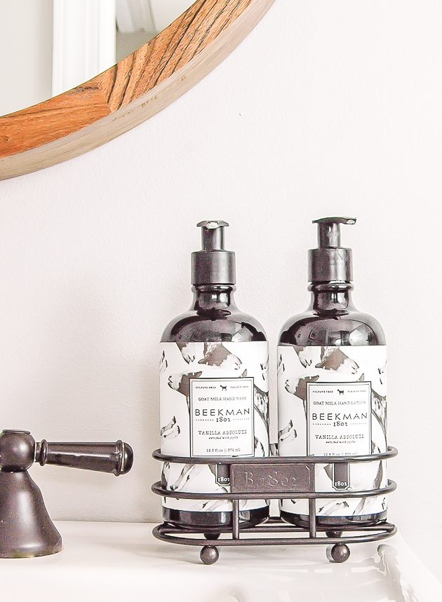 Beekman, favorite things, lotion, soap