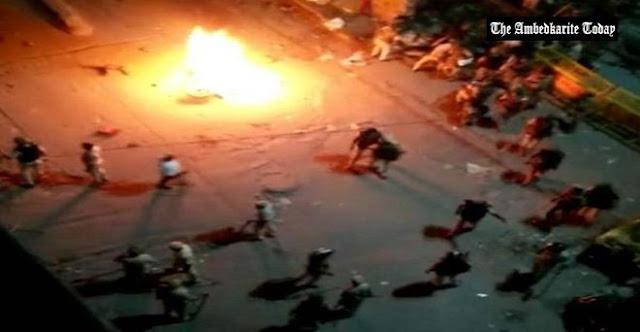 Ravidas Temple: Shadow of Dalit politics on Tughlaqabad protest