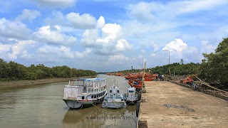 frazerganj fishing harbour