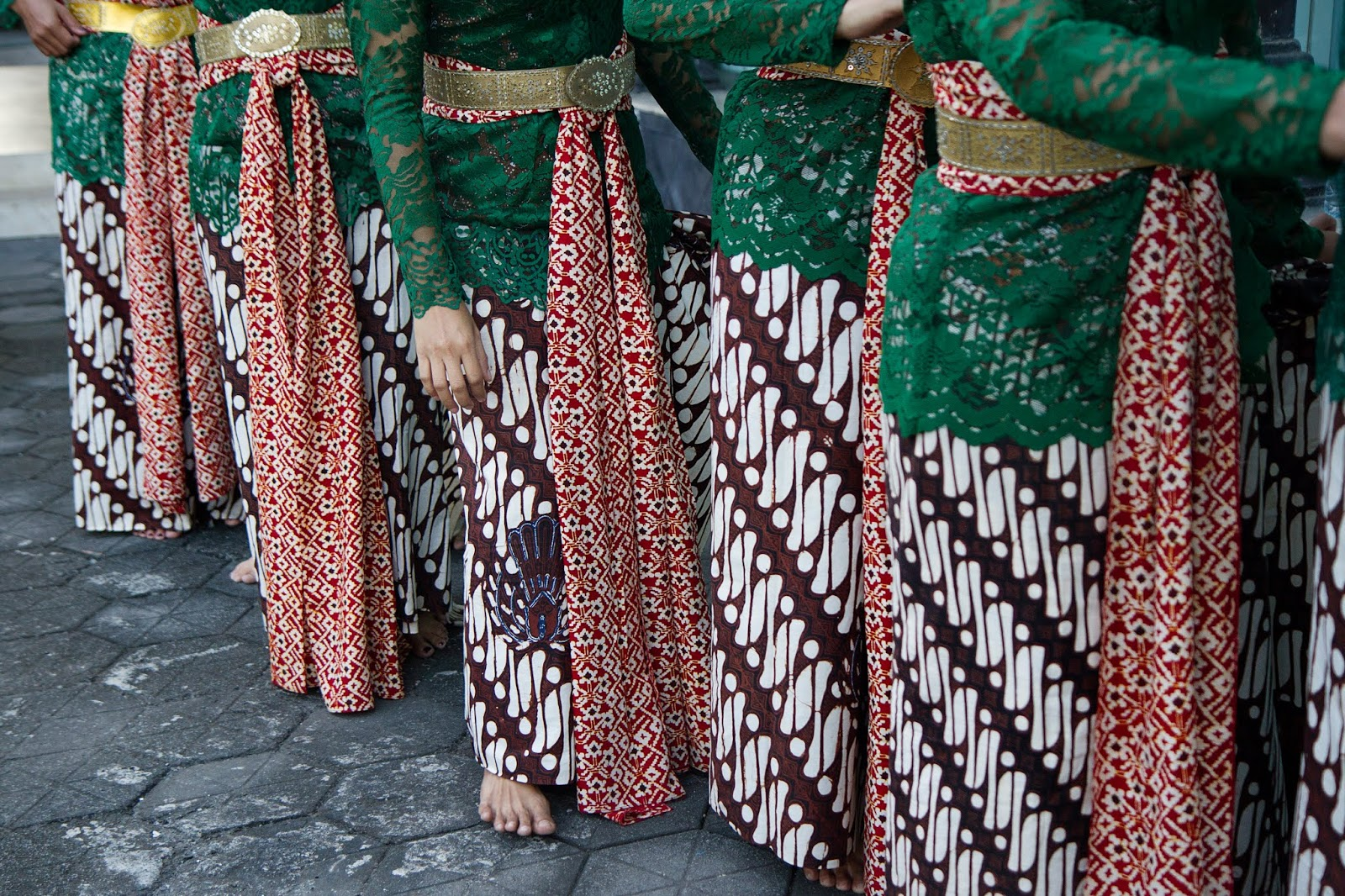 The Popular Batik Patterns in Indonesia
