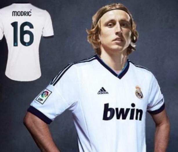 Luka Modrić Image 5: Sports World