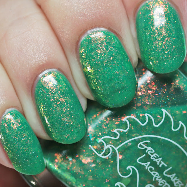 Great Lakes Lacquer My Cabbages!