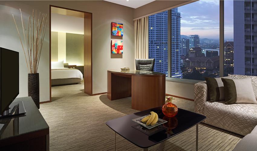 Babymoon di Hotel Traders Kuala Lumpur