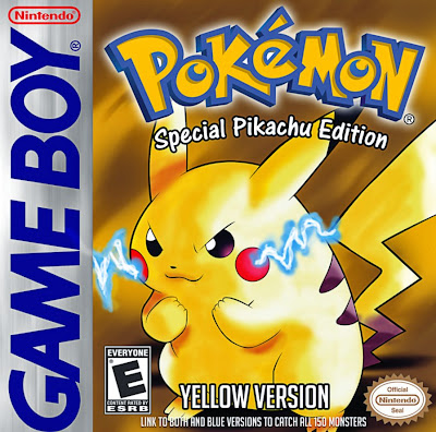 First Generation Pokemon RBY Gameboy