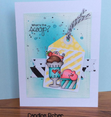What's the scoop? by Candice features Summer Scoops by Newton's Nook Designs; #newtonsnook