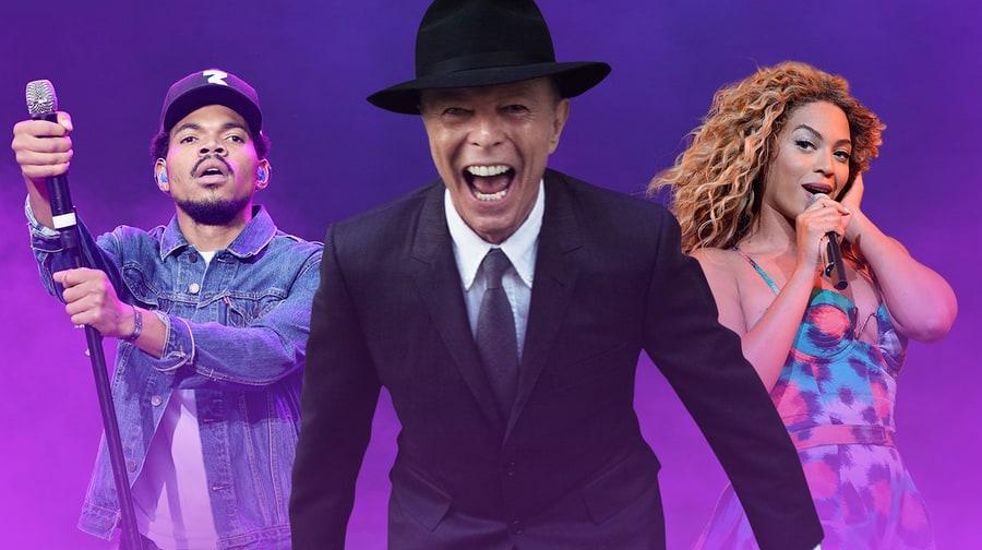 Los mejores álbumes del 2016, según Rolling Stone