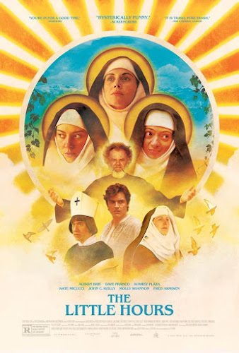 The Little Hours (BRRip 720p Ingles Subtitulada) (2017)