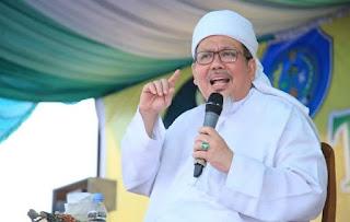 Syekh Ali Jaber Ditusuk, Tengku: Apa Ada Hubungannya dengan Gerakan September?