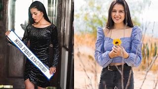 Isabel Navarro es Miss Perú Ayacucho 2020