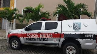 Homem acusado de maus-tratos a animais é preso por policiais do 4º BPM em Pilõezinhos
