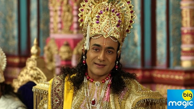 Watch Mahabharat Serial Everyday on Big Magic Channel