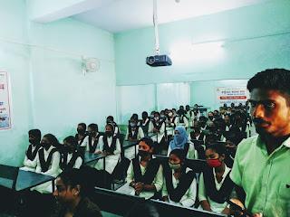 छात्राओं के लिए हुवा जुडो एवं कराते का निःशुल्क प्रशिक्षण शिविर का हुआ शुभारंभ