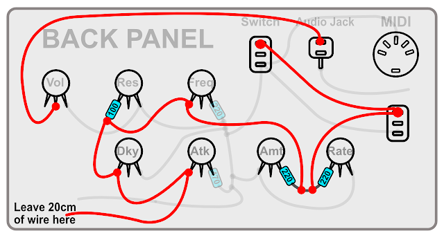 DIY synth panel build guide 6