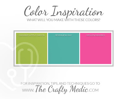 Crafty Challenge Color Challenge - July 2021 | Nature's INKspirations by Angie McKenzie