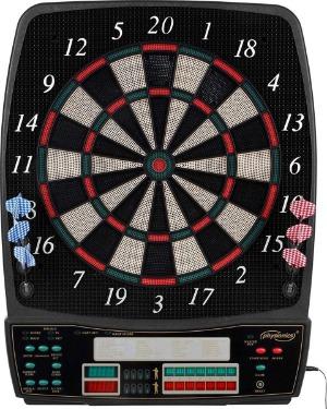 Elektronisch dartbord Phisionics