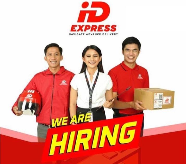 ID Express Kudus Membuka Lowongan Kerja Untuk Posisi Kurir Freelance