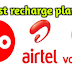 Reliance Jio vs Airtel vs Vodafone: Best recharge plans under Rs 100