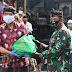 Kodam IV dan Polda Jateng Salurkan Bantuan ke Sejumlah Rumah Ibadah di Kota Semarang