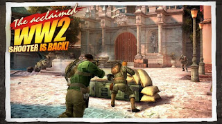 Brothers in Arms 3 Apk v1.4.4c (Mega Mod)