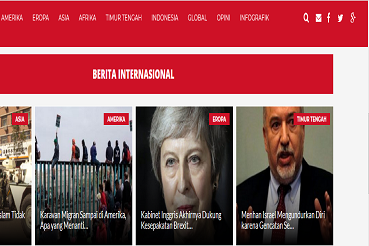 Media Harian Internasional Tercepat Dan Update Di Mata Mata Politik